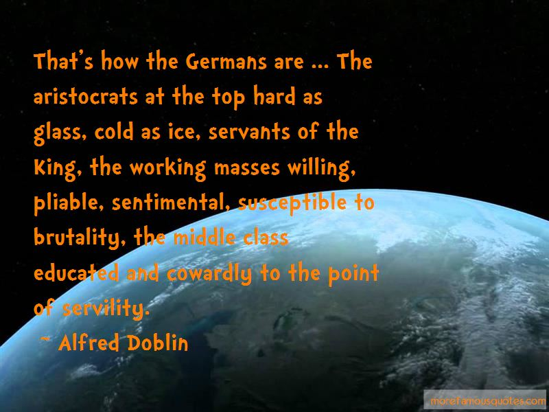 Alfred Doblin Quotes Pictures 2