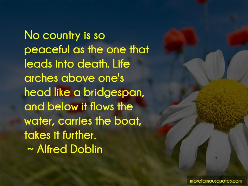 Alfred Doblin Quotes