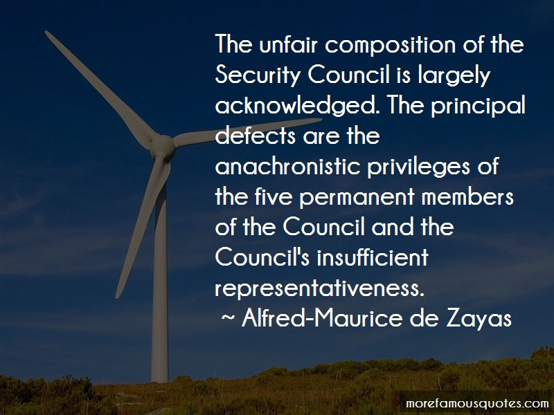 Alfred-Maurice De Zayas Quotes Pictures 3