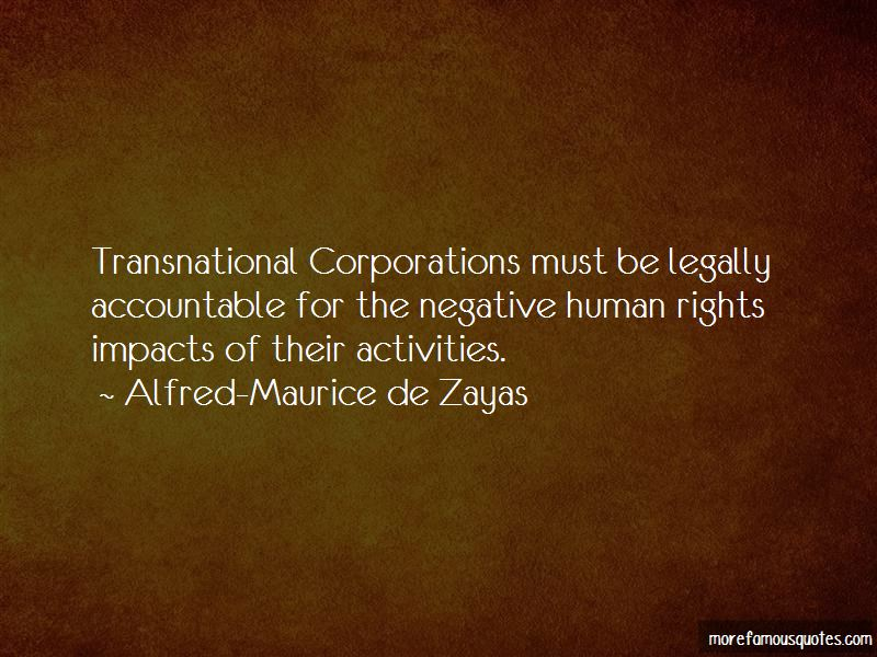 Alfred-Maurice De Zayas Quotes Pictures 4