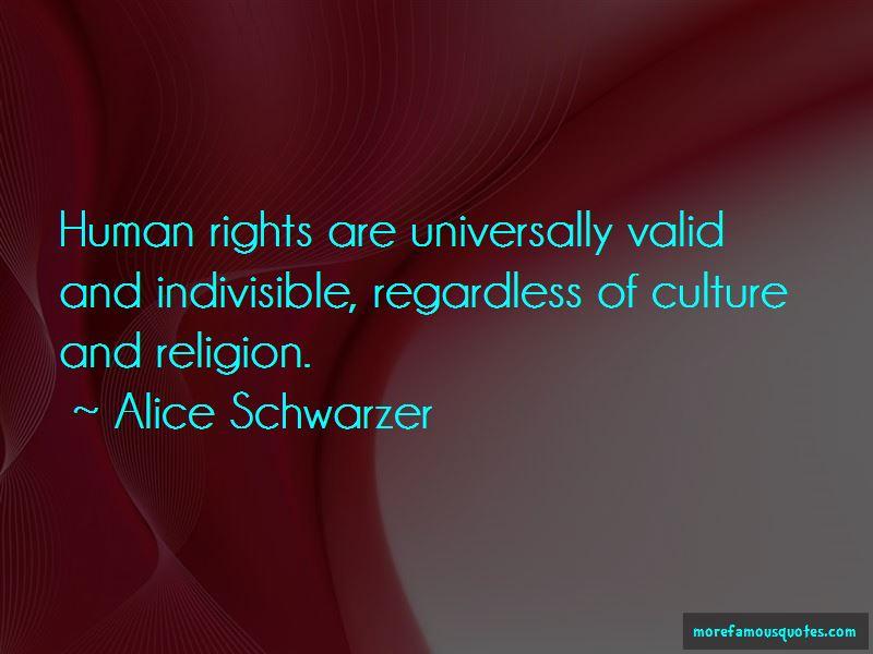 Alice Schwarzer Quotes Pictures 2