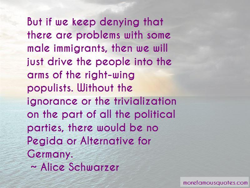 Alice Schwarzer Quotes