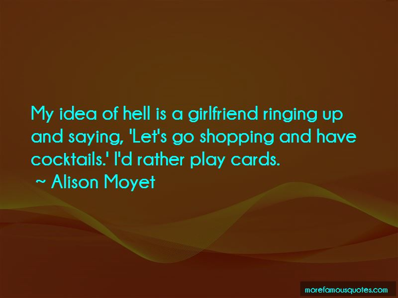 Alison Moyet Quotes