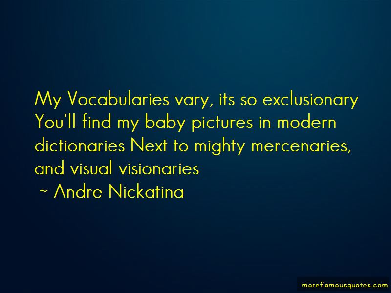 Andre Nickatina Quotes Pictures 2