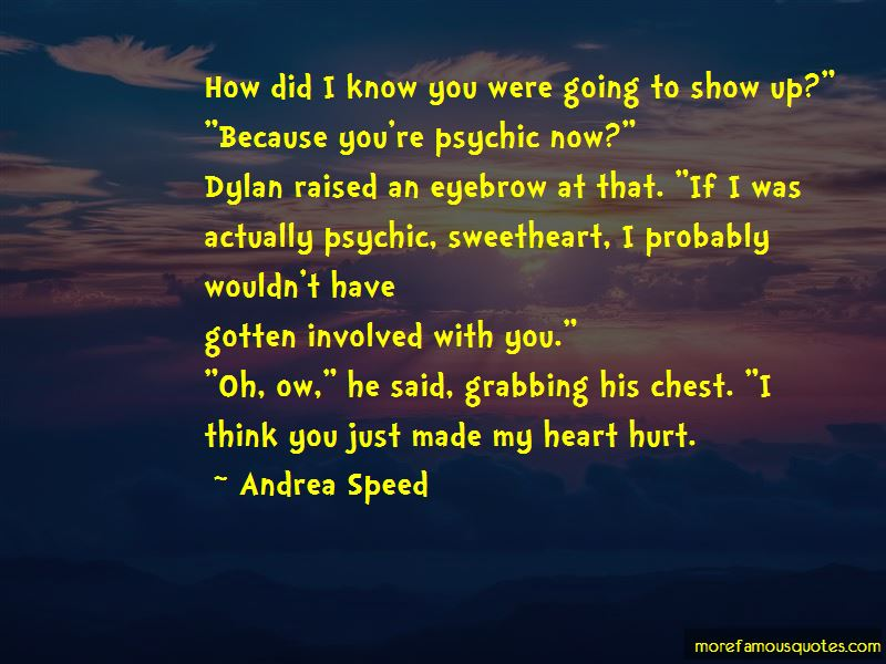 Andrea Speed Quotes Pictures 3