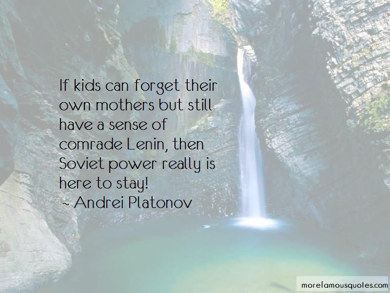 Andrei Platonov Quotes Pictures 4