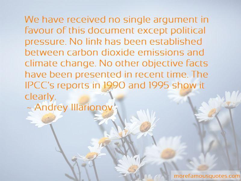 Andrey Illarionov Quotes