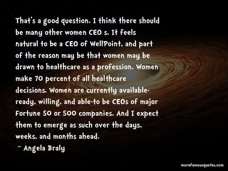 Angela Braly Quotes