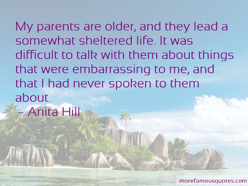 Anita Hill Quotes