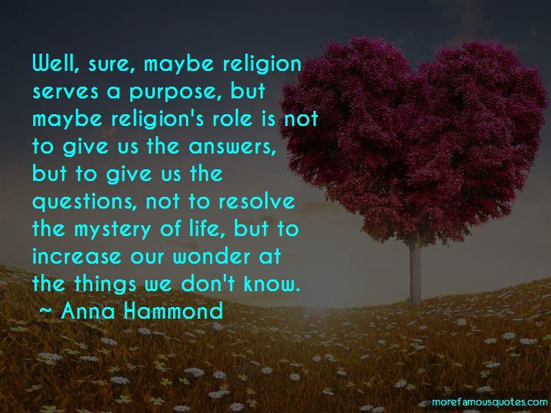 Anna Hammond Quotes Pictures 2