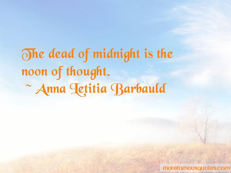 Anna Letitia Barbauld Quotes Pictures 2
