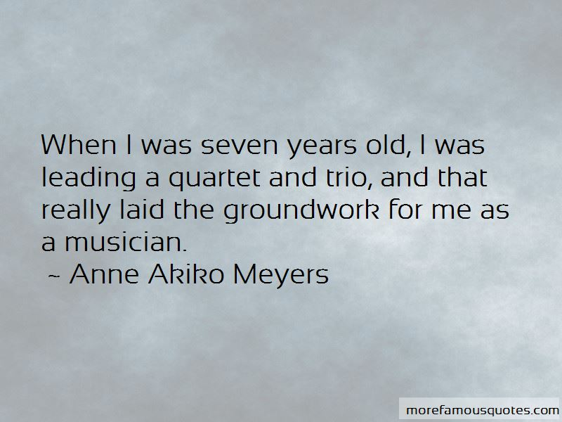 Anne Akiko Meyers Quotes Pictures 3