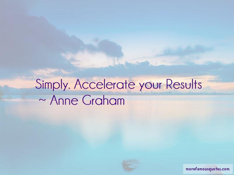 Anne Graham Quotes