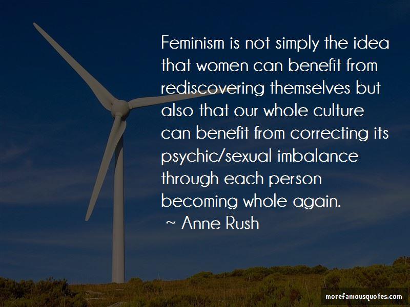 Anne Rush Quotes