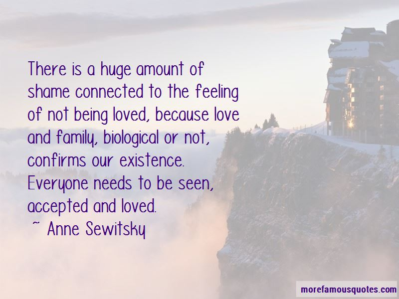 Anne Sewitsky Quotes