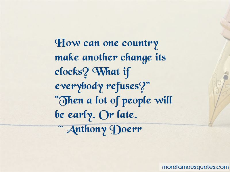 Anthony Doerr Quotes Pictures 2