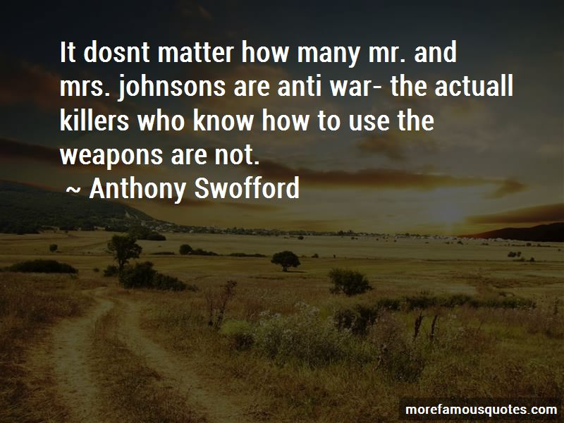Anthony Swofford Quotes Pictures 4