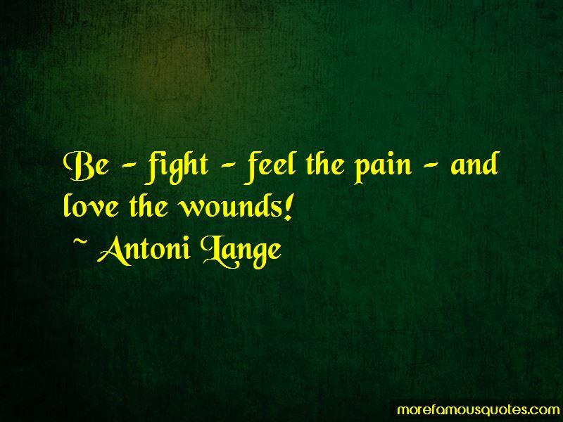 Antoni Lange Quotes Pictures 4