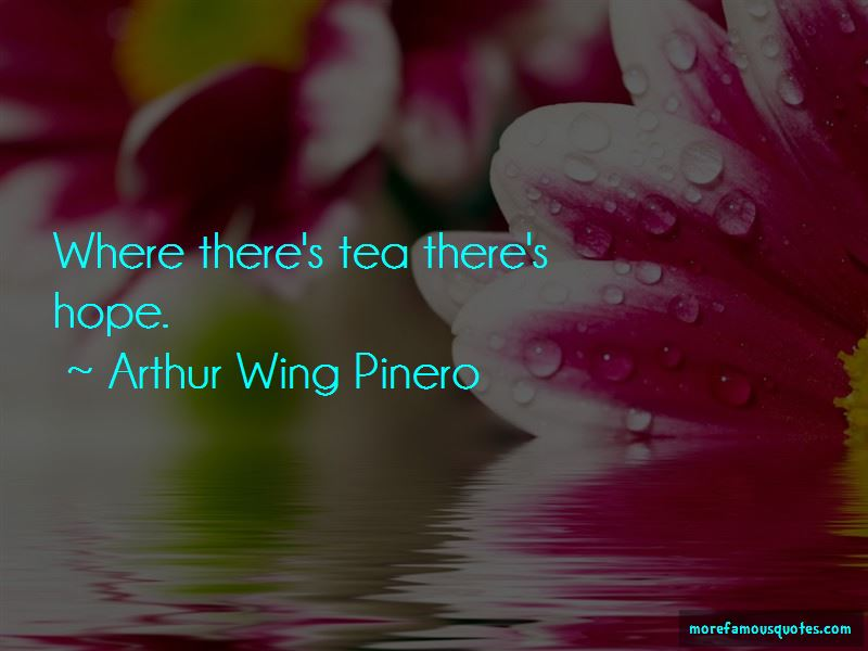 Arthur Wing Pinero Quotes Pictures 4