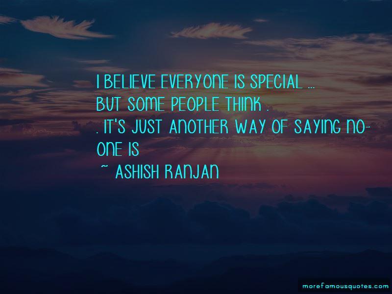 ASHISH RANJAN Quotes
