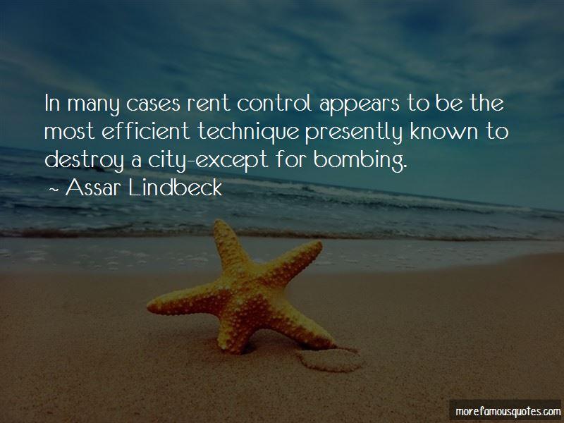 Assar Lindbeck Quotes Pictures 2