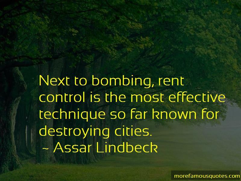 Assar Lindbeck Quotes Pictures 3