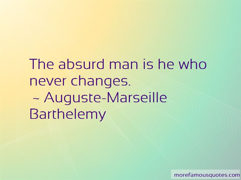 Auguste-Marseille Barthelemy Quotes