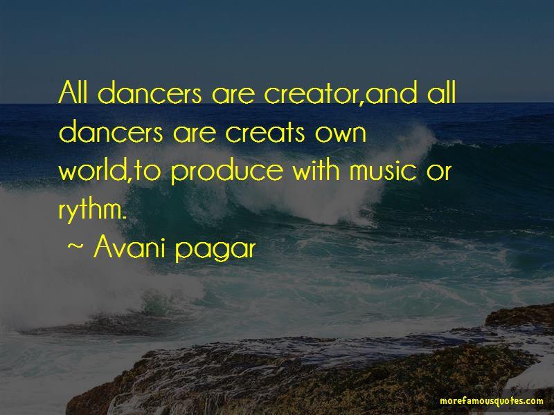 Avani Pagar Quotes