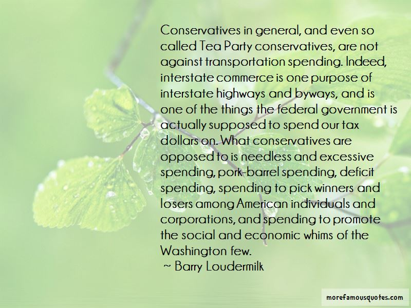 Barry Loudermilk Quotes