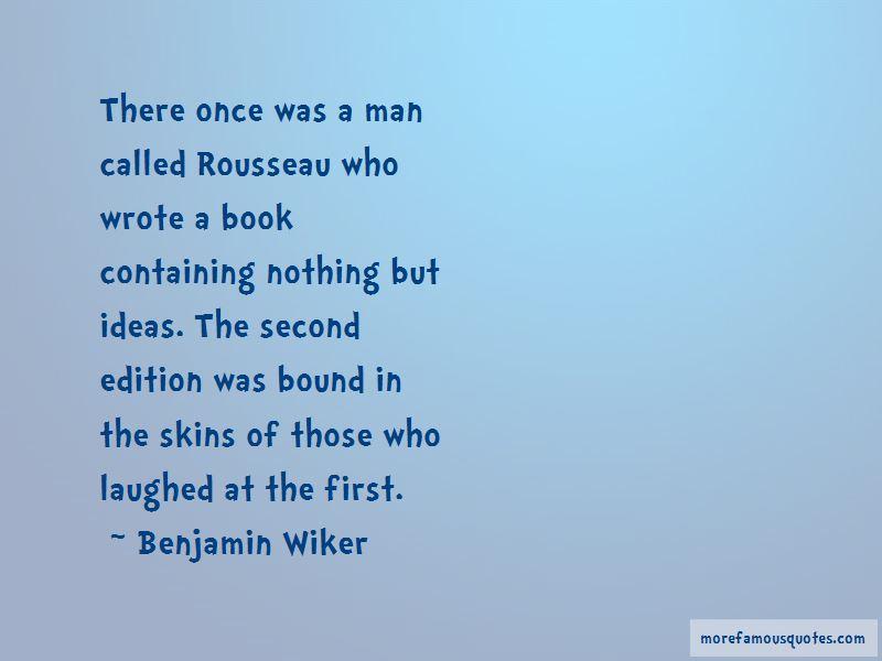 Benjamin Wiker Quotes Pictures 2