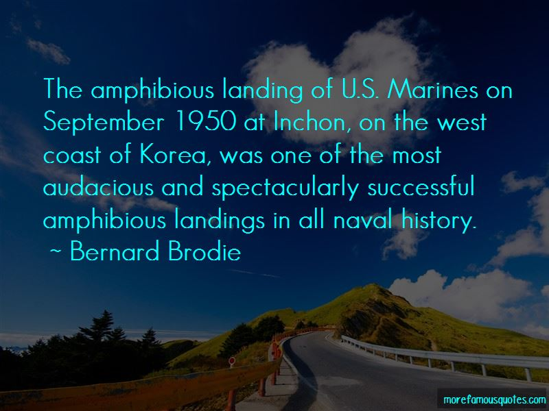 Bernard Brodie Quotes Pictures 2