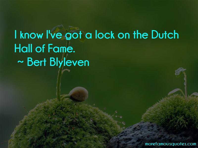 Bert Blyleven Quotes Pictures 2