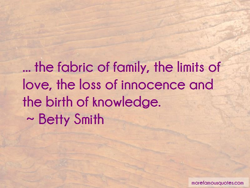 Betty Smith Quotes Pictures 3