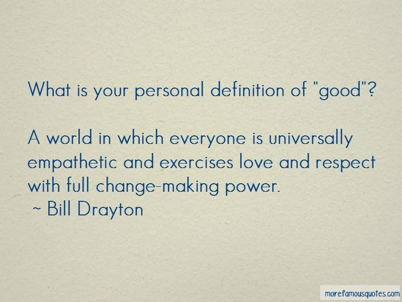 Bill Drayton Quotes Pictures 2
