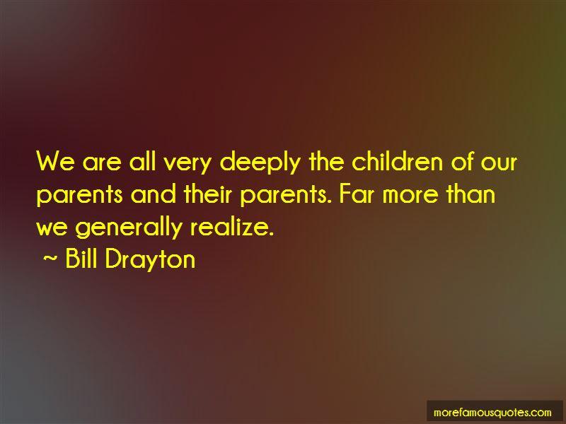 Bill Drayton Quotes