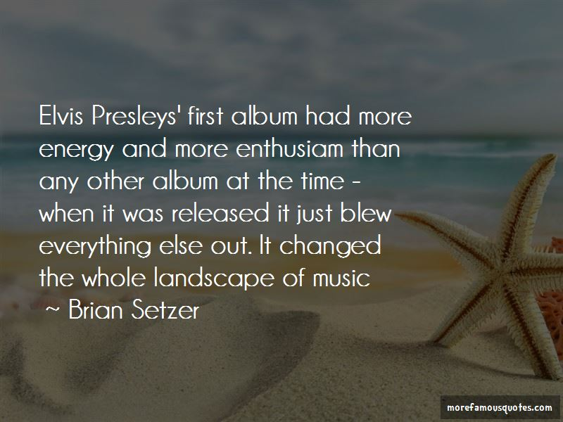 Brian Setzer Quotes Pictures 3
