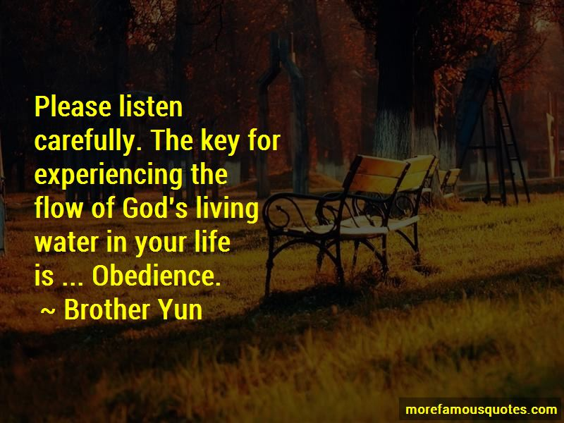 Brother Yun Quotes Pictures 2