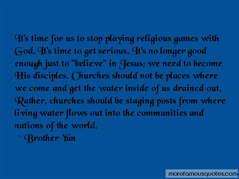 Brother Yun Quotes Pictures 3