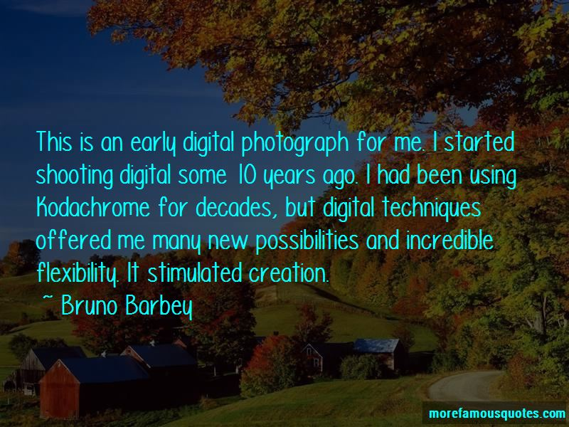 Bruno Barbey Quotes Pictures 2