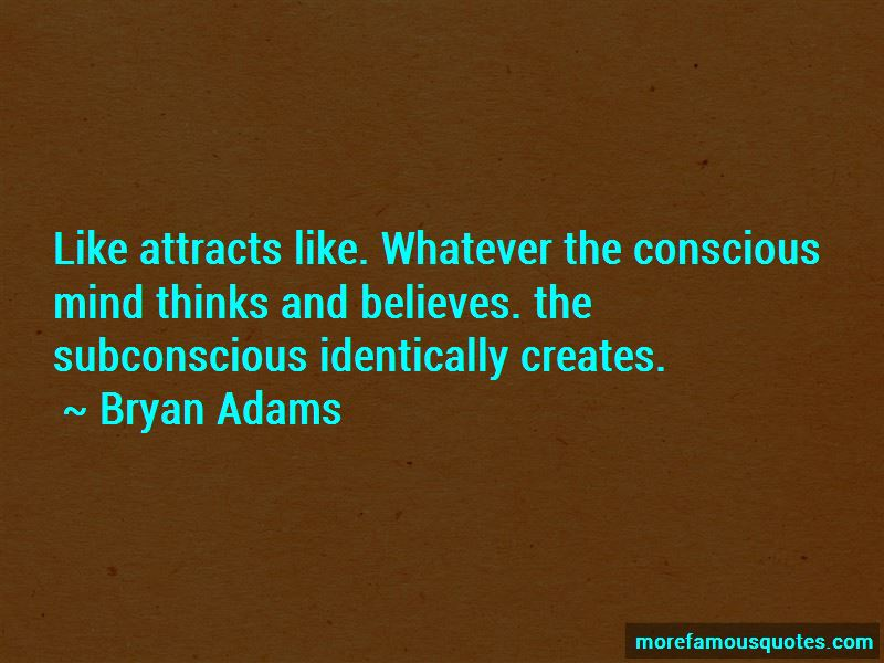 Bryan Adams Quotes
