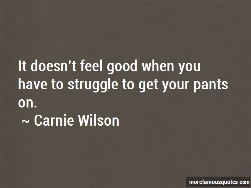 Carnie Wilson Quotes Pictures 4