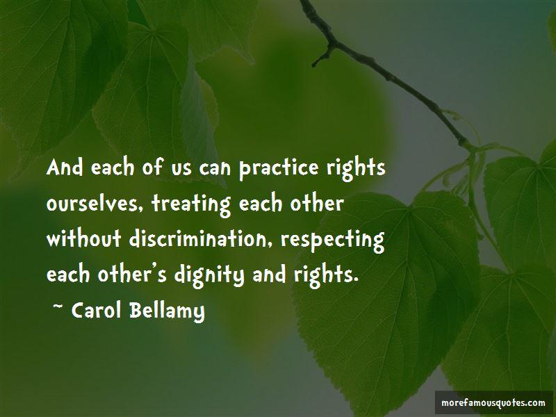 Carol Bellamy Quotes Pictures 2