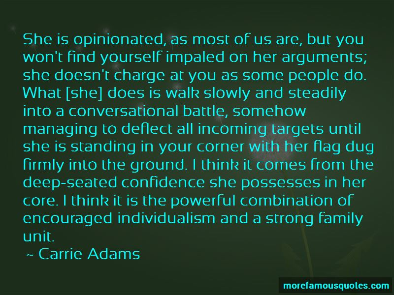 Carrie Adams Quotes Pictures 3