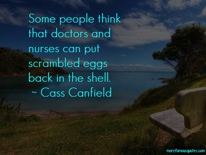 Cass Canfield Quotes