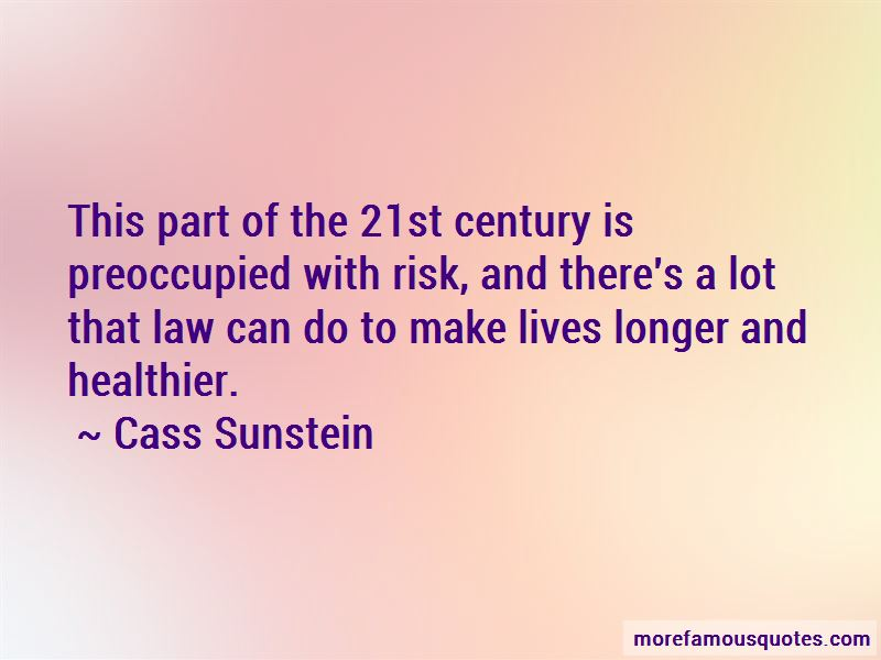 Cass Sunstein Quotes Pictures 2