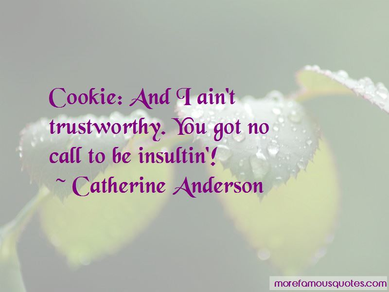 Catherine Anderson Quotes Pictures 2