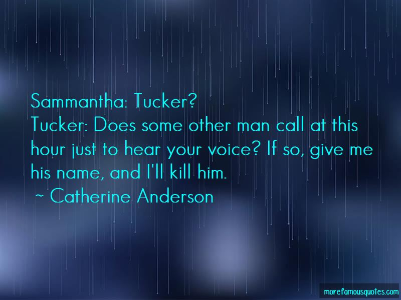 Catherine Anderson Quotes Pictures 4