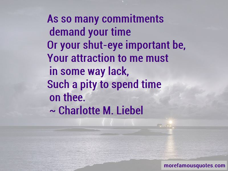 Charlotte M. Liebel Quotes Pictures 2