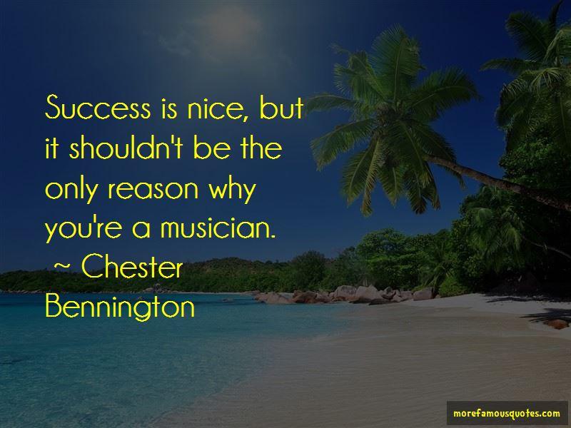 Chester Bennington Quotes