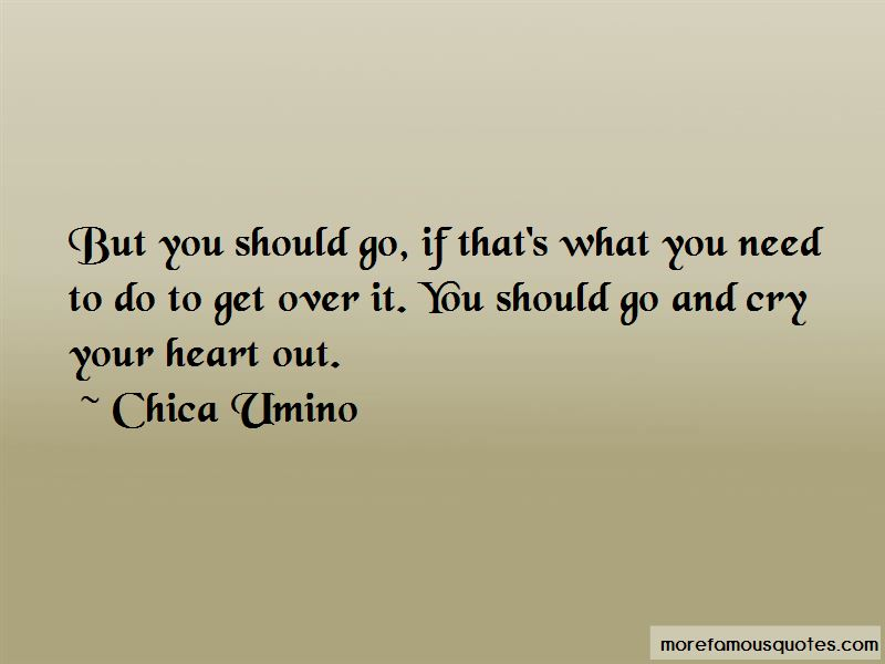 Chica Umino Quotes Pictures 2